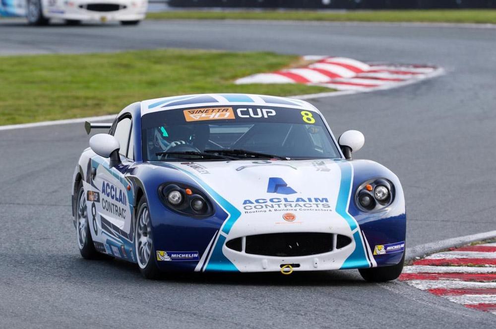 British GT Weekend Oulton Park