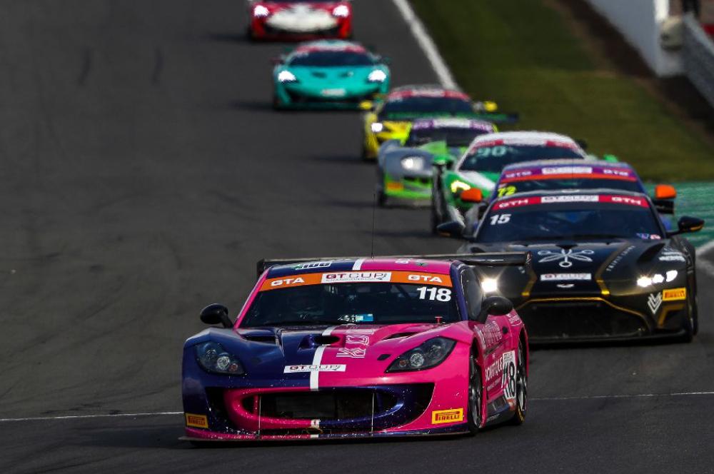 Motorsport racing sponsor