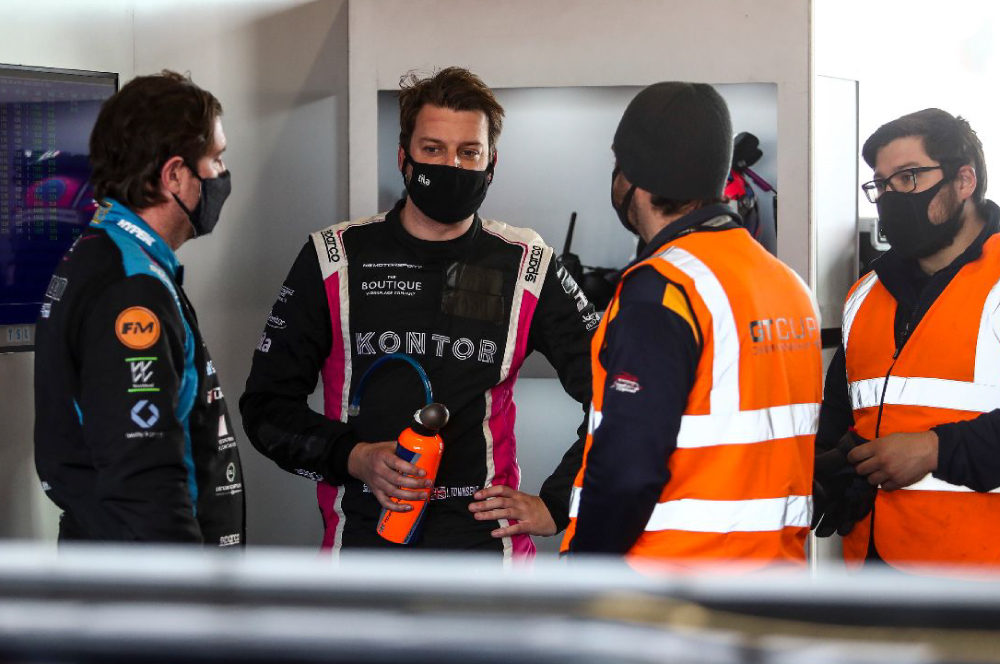 Motor racing sponsor